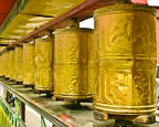 Prayer Wheels by Matilde Simas