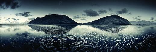 Black Sands by Peter Eastway