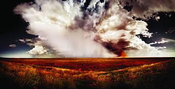 Desert Storm by Peter Eastway
