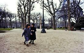 Random Paris 5 by Ronald Cooley