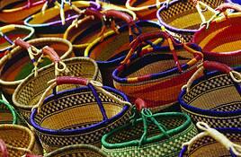 Baskets by Harold E. McCray