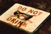 Do Not Drink by James R. Swartzlander