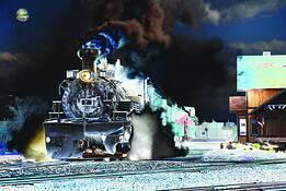 Ghost Train by Jeremiah Cogan
