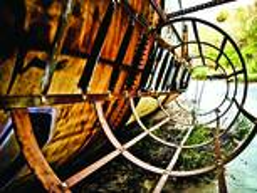 Spiral Ladder by Katherine Heistand