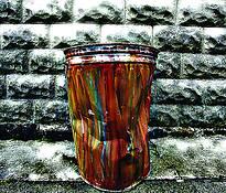 Trash Can School by Jay Schadler