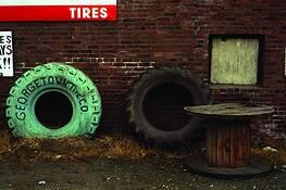 Georgetown Tire Co by Scott Brock