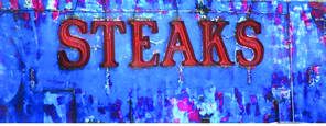 Steaks by Tammye J. Kuntz