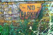 No Parking by William A. Oliver