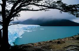 Perito Moreno Glacier by Michael Merne