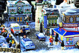 Tinsel Town by Hunter Wyatt-Brown III