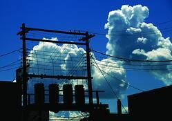 Saskatoon Clouds by Wayne D. Buhr