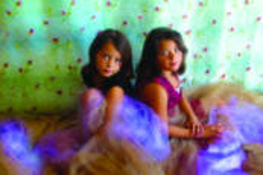 Malu and Kalia by Abigail Wellman
