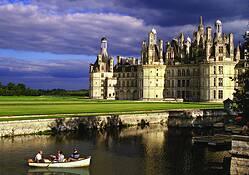 Chateau Chambord by Donald Dashfield