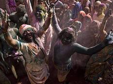 Holi Festival by Robi Chakraborty