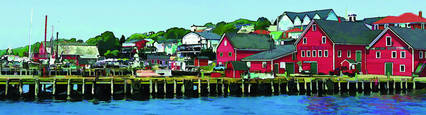 Lunenburg by Bill McQuarrie
