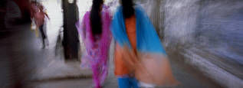 Mumbai Blur by Bruce Wodder