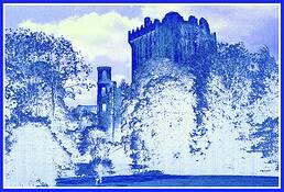 Blarney Castle by Clifford Baker