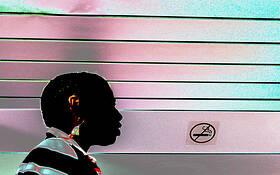 No Smoking by Carol MacLeod
