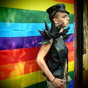 Pride Street #7 by Peter Madero