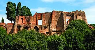 Near the Coliseum by Wayne D. Buhr