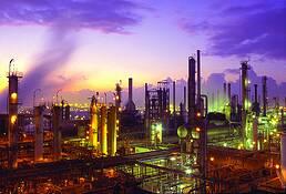 Refinery by Bob Witkowski