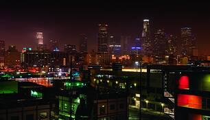 Noir LA by Don Howe