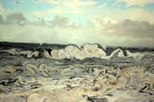 Wave by Mary Woodman