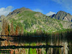 Unnamed Lake by Ron Hendricks