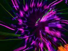 Ferris Wheel of Flame by Camden Ashley Hosea-Small