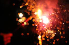 Sparklers by Roy Sakul
