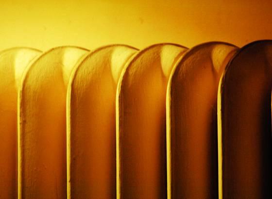 Warm radiator