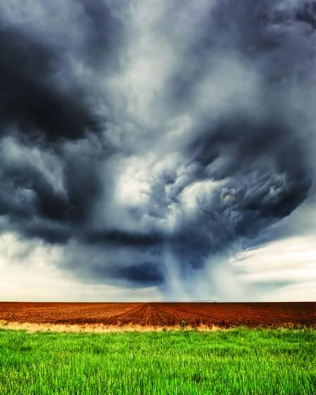 Plains storm