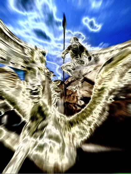 Pegasus   zeus