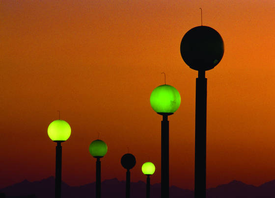 Waterfront lamps