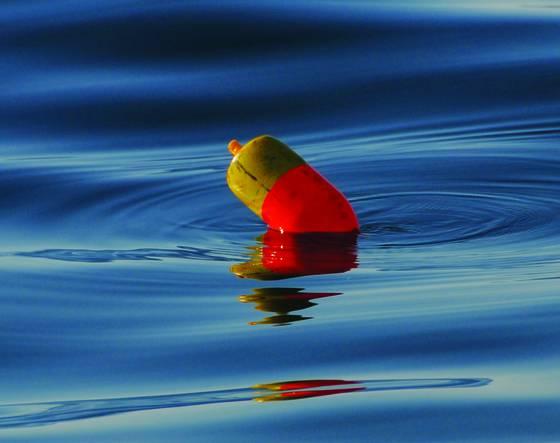 Lobster buoy
