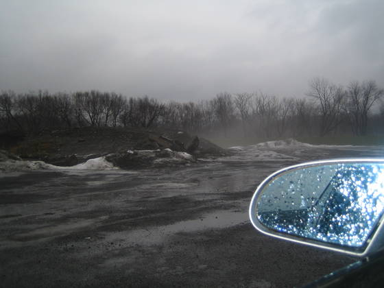 Pennsylvania winterscape