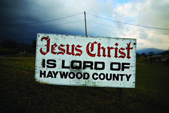 Lord of haywood county