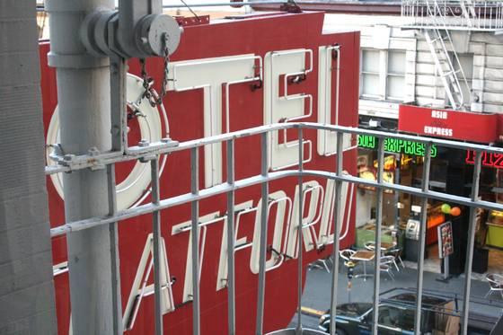 Statford hotel