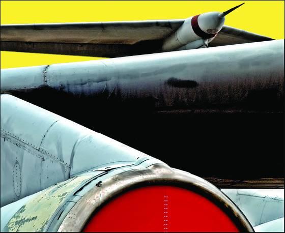 B58 engine pod