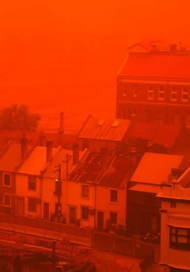 The great sydney sandstorm