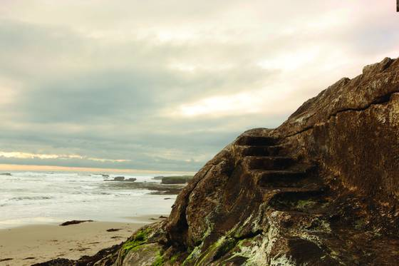 Ocean steps