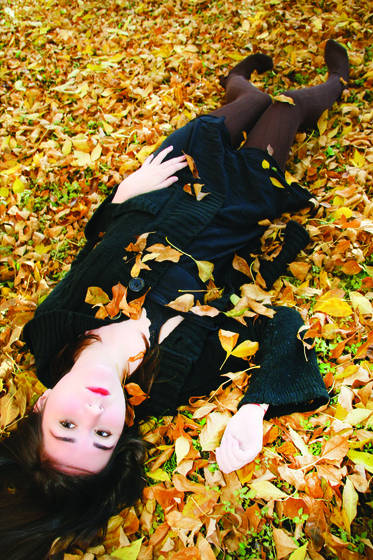 In the leaves  lewiston  me