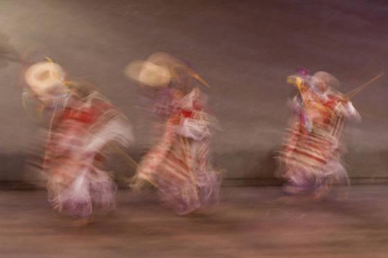 La danza de los viejitos