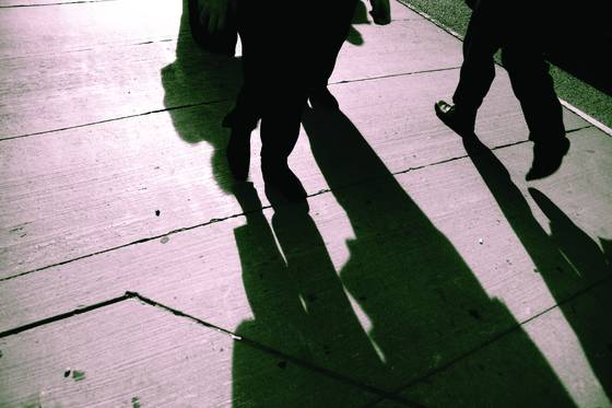 Long shadows 1