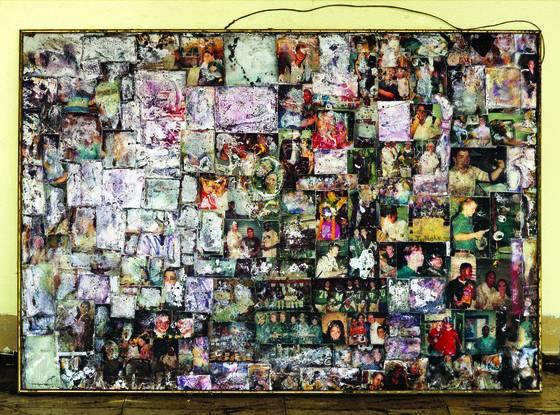 Classmates collage