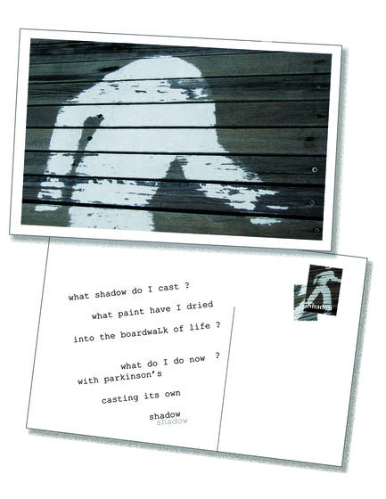 Postcard   shadow