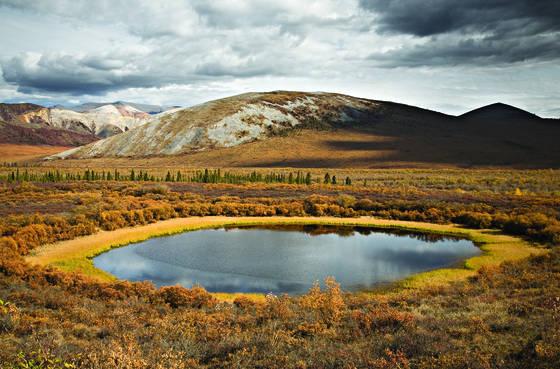 Yukon pond