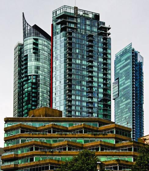 High rise  3
