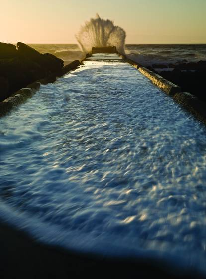 Bandon jetty