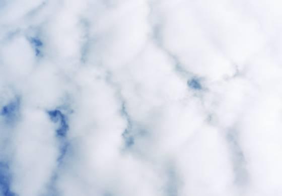 Downy soft sky